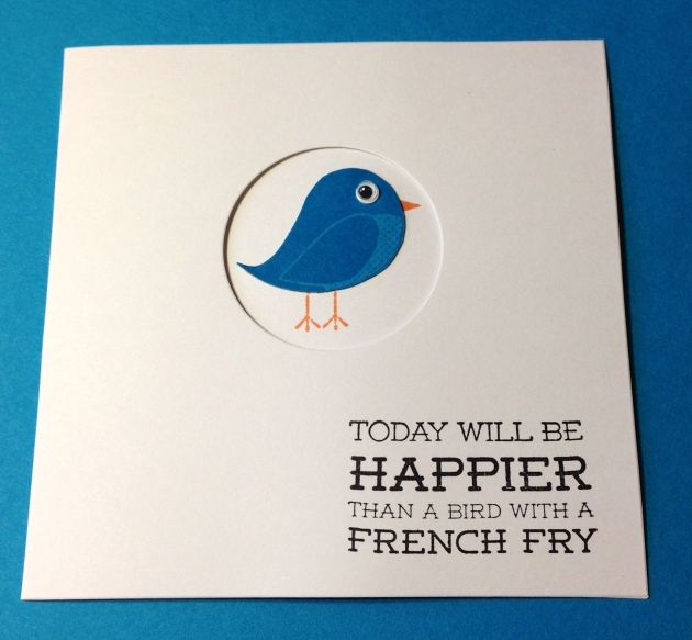Happier Card by Joy Ott